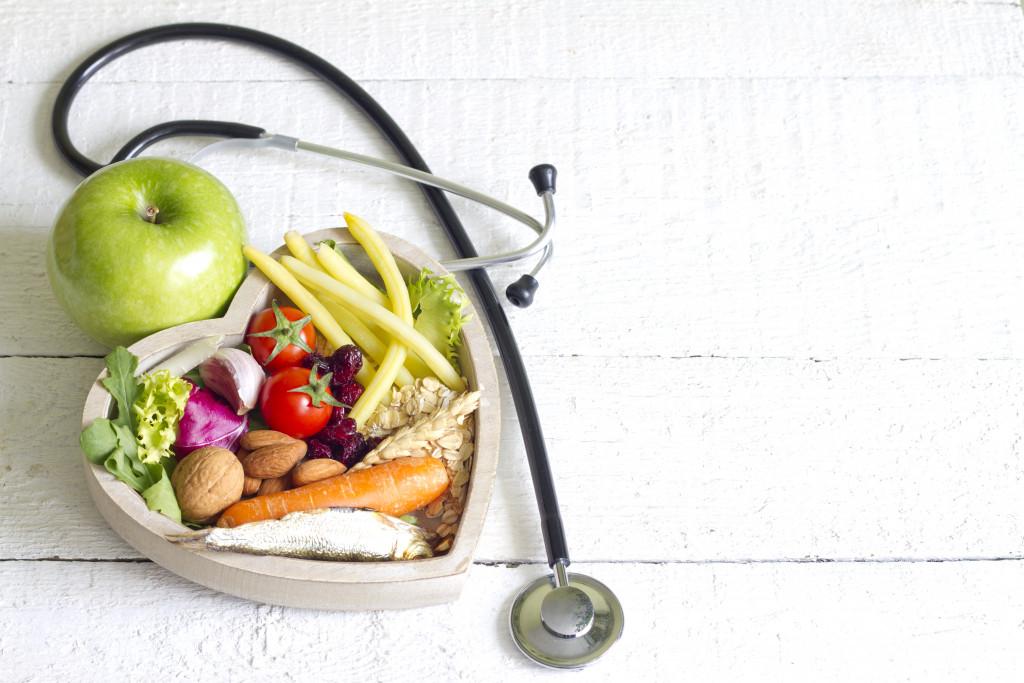 healthy diet concept